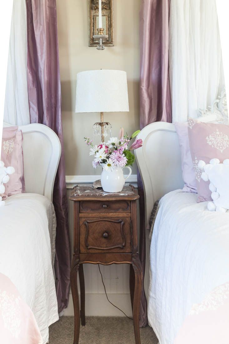 Pink Curtains for the Farm and a GIVEAWAY | Cedar Hill Farmhouse