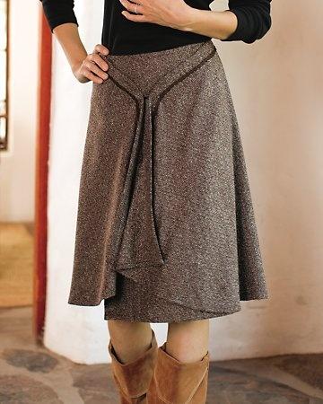 Tweed skirt #fallintofashion2014 #mccallpatterncompany