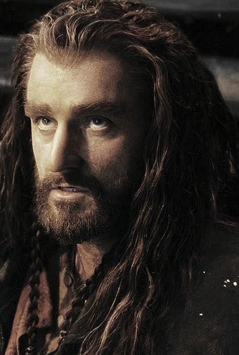 Richard Armitage- Thorin Oakenshield from the Hobbit.