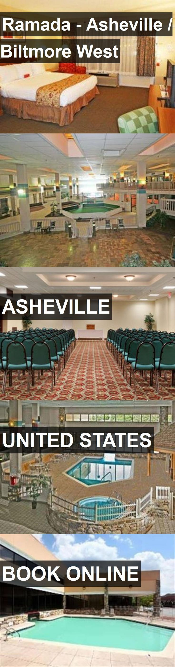 Hotel Ramada - Asheville / Biltmore West in Asheville, United States. For more information, photos, reviews and best prices please follow the link. #UnitedStates #Asheville #Ramada-Asheville/BiltmoreWest #hotel #travel #vacation