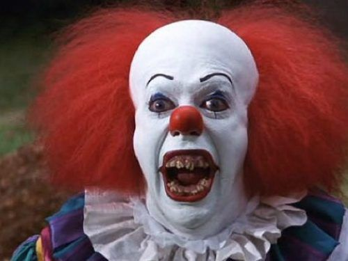 We have a disturbing update about that South Carolina clown creeping in the…