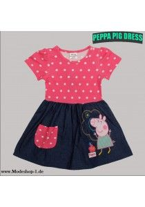 Peppa Pig Sommer Kleidchen