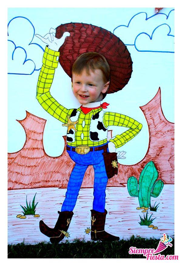 Bonitas ideas para tu pr xima fiesta de toy story - Todo para tu fiesta infantil ...
