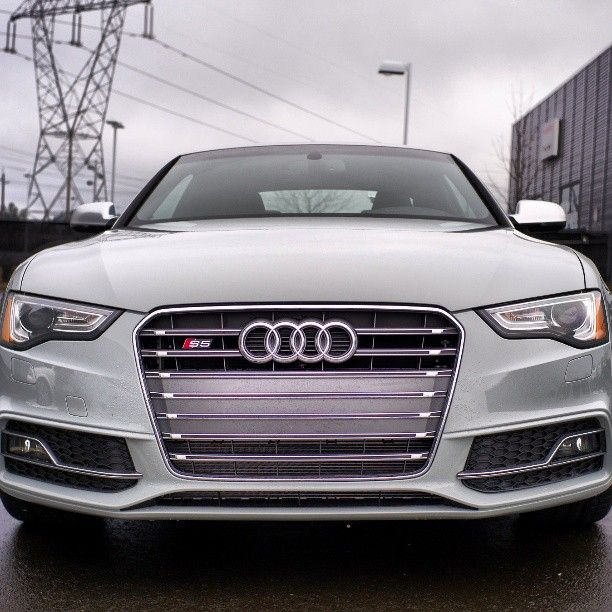 I Am Audi's S5, Photo by: Audi For Life