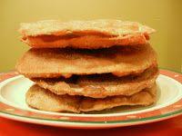 Recipe for Bunuelos.  Receta para preparar Buñuelos. Traditional during Christmas and New years...
