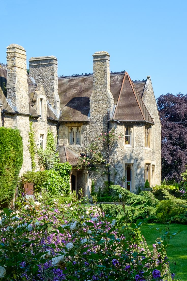783 Best English Manor Houses Images On Pinterest