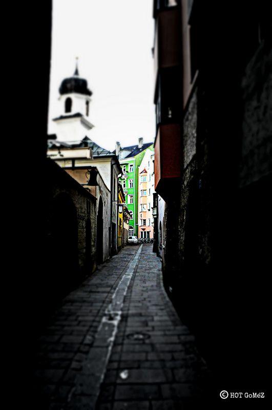 Innsbruck Alley.
