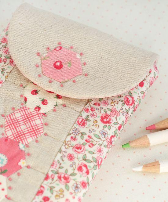 garden path slim case ~ a little summerproject - Pretty by Hand -