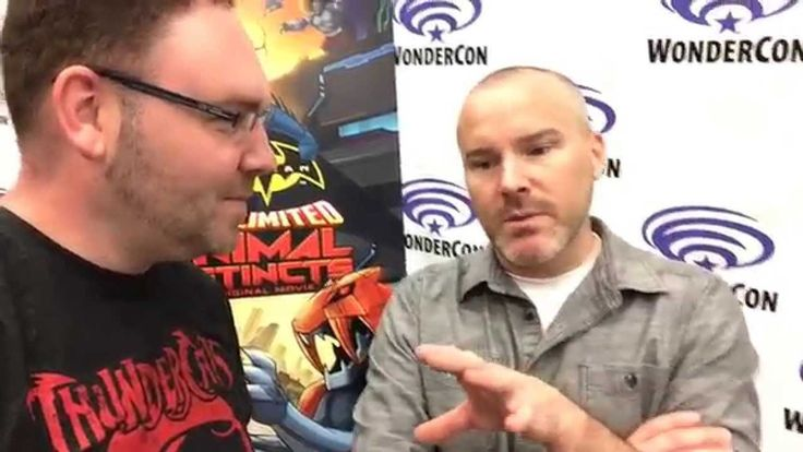 Skylanders Boom Jet + Bushwhack Voice Roger Craig Smith Interview Wonder...