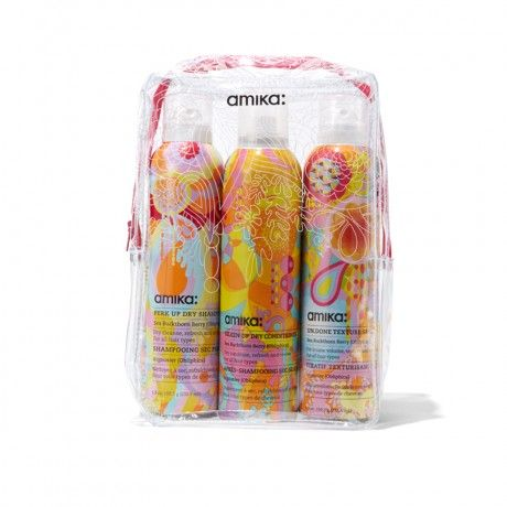 amika Un.Done Up Must-Have Spray Set