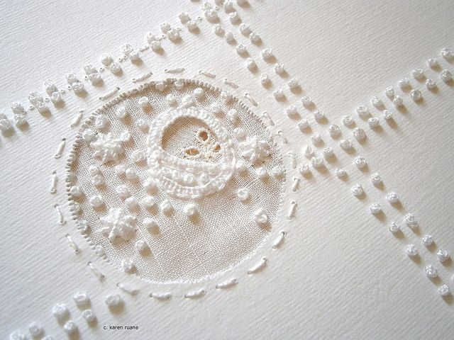 Best images about paper embroidery on pinterest