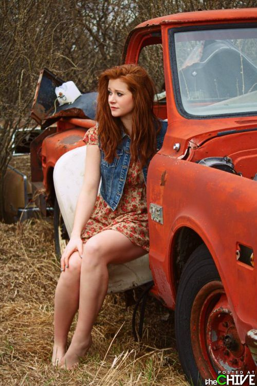hot redhead country girls