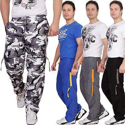 Dance-Hose-Freizeit-Samba-Tanzen-Tanzhose-Fitness-Sport-Pants-Cargo-Huefthose-Neu