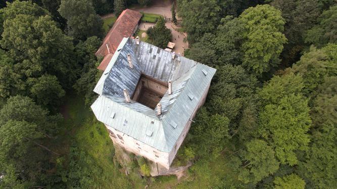 Houska dodnes patří k nejlépe dochovaným hradům Přemysla Otakara II. a je chráněn jako kulturní památka České republiky.