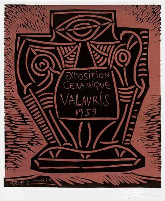 Toros Céramiques Vallauris, 1959, Pablo Picasso, Chali-Rosso Gallery