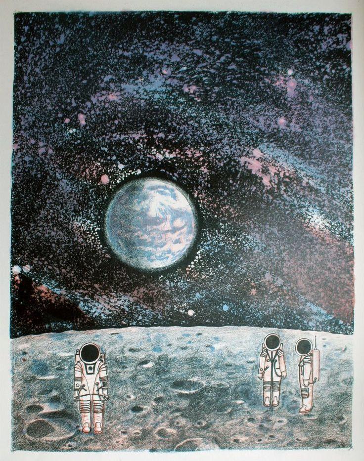 Ольга Клычкова Наши на Луне