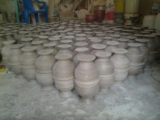 Vasijas de Barro Guacoche Valledupar Colombia