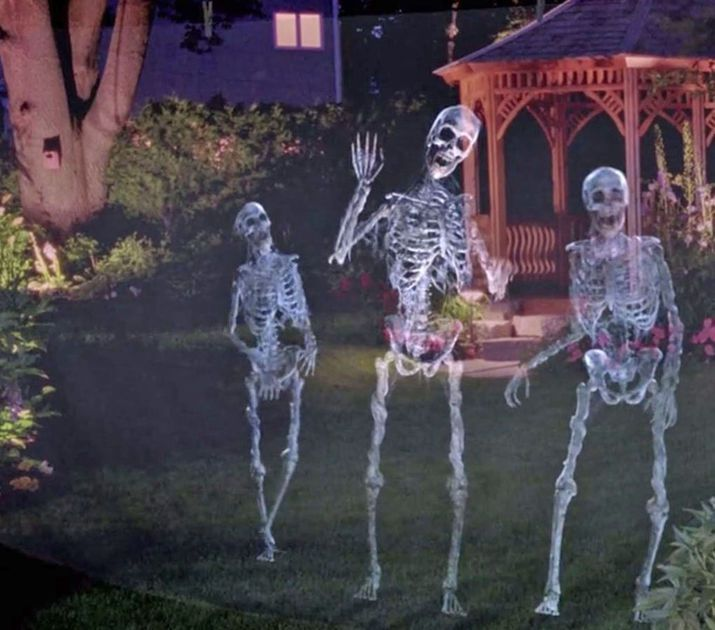 Tech Thursday – AtmosFX: Digital decorations for Halloween AtmosFX is a site online that provides digital videos and props for high-tech decoration. They cater to other holidays, but Halloween is their most popular product. Using a projector, you can cast images like dancing skeletons, a zombie horde, floating ... #halloweenlaptopdeals