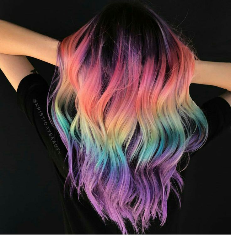 Remy Human Hair, Human Hair Wigs, Color Correction Hair, Pulp Riot Hair Color, Coloured Hair, Cool Hair Color, Hair Colors, Mermaid Hair, Crazy Hair