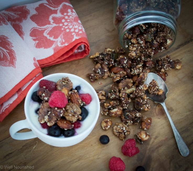 """These Coco-nut Chocs are one of my grain free, gluten free, dairy free, egg free, fructose free healthy breakfast recipes in """"Rise and Shine - A Well Nourished Breakfast"""" ebook. Stock your pantry with this stunning staple."""