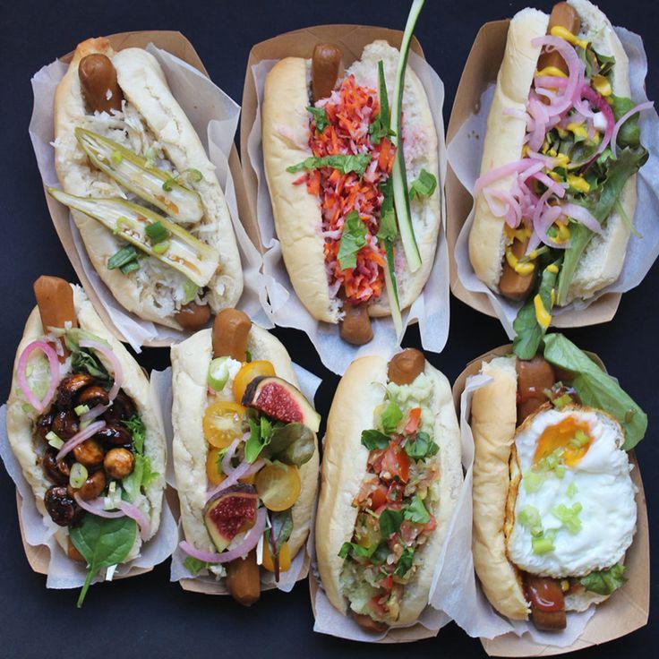 Hot Dog Restaurant