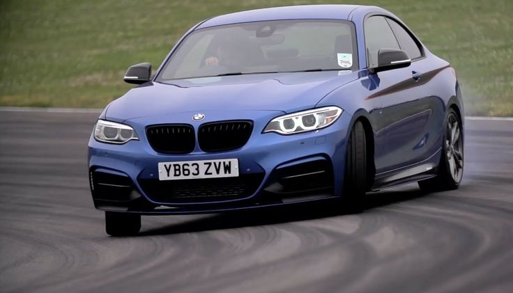 How To Drift: #BMW M235i [Chris Harris On Cars]