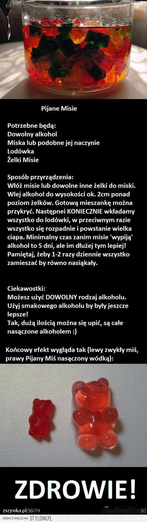 pijane misie na Stylowi.pl