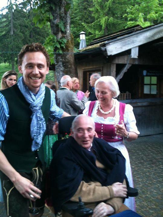 Diana Patricia Hiddleston Family Hiddleston (Is ...