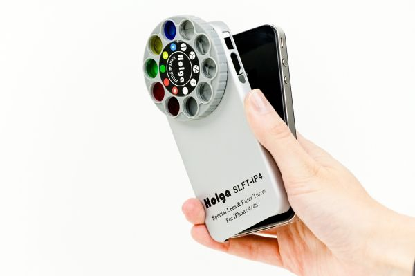 iPhone lenses...neat idea!: Iphone Cases, Making The Camera, Holga Iphone, Stuff, Iphone Lens, Products, Gadgets Galore