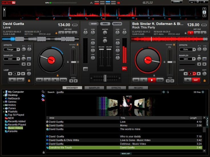 Download Virtual DJ 8.2.3573 Gratis