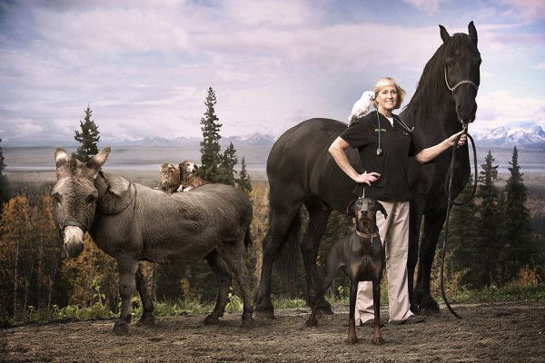 DR. DEE: ALASKA VET Takes Flight on Animal Planet Tonight! (Video Preview) | TVRuckus