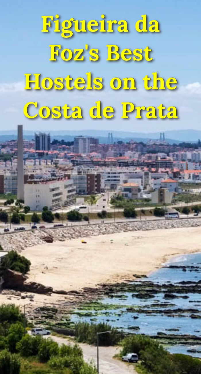 Figueira da Foz's Best Hostels on the Costa de Prata: Figueira da Foz has been popular with Portuguese holidaymakers for over a century,…