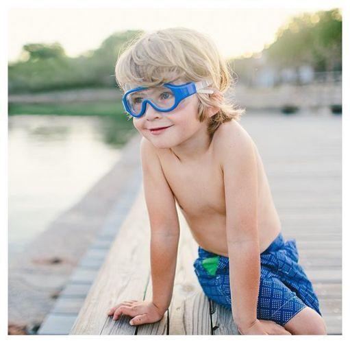 BABIATORS Gogle pływackie SUBMARINES - Angels Blue 3-6 lat Gotowi na podwodną przygodę?