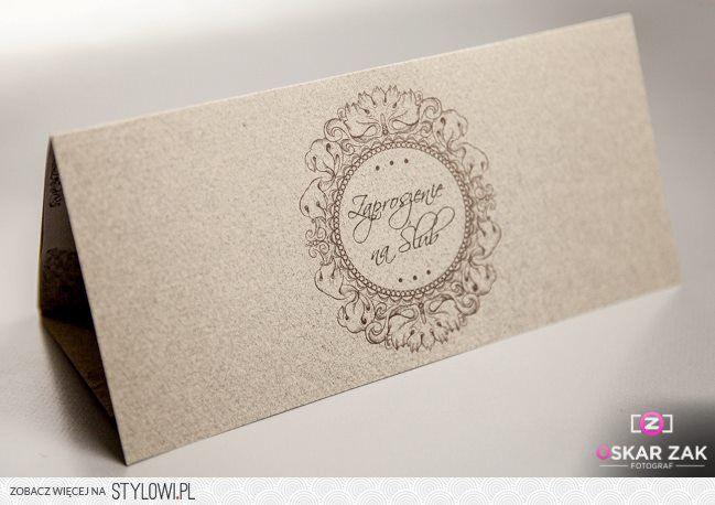 zaproszenia ślubne vintage - Szukaj w Google