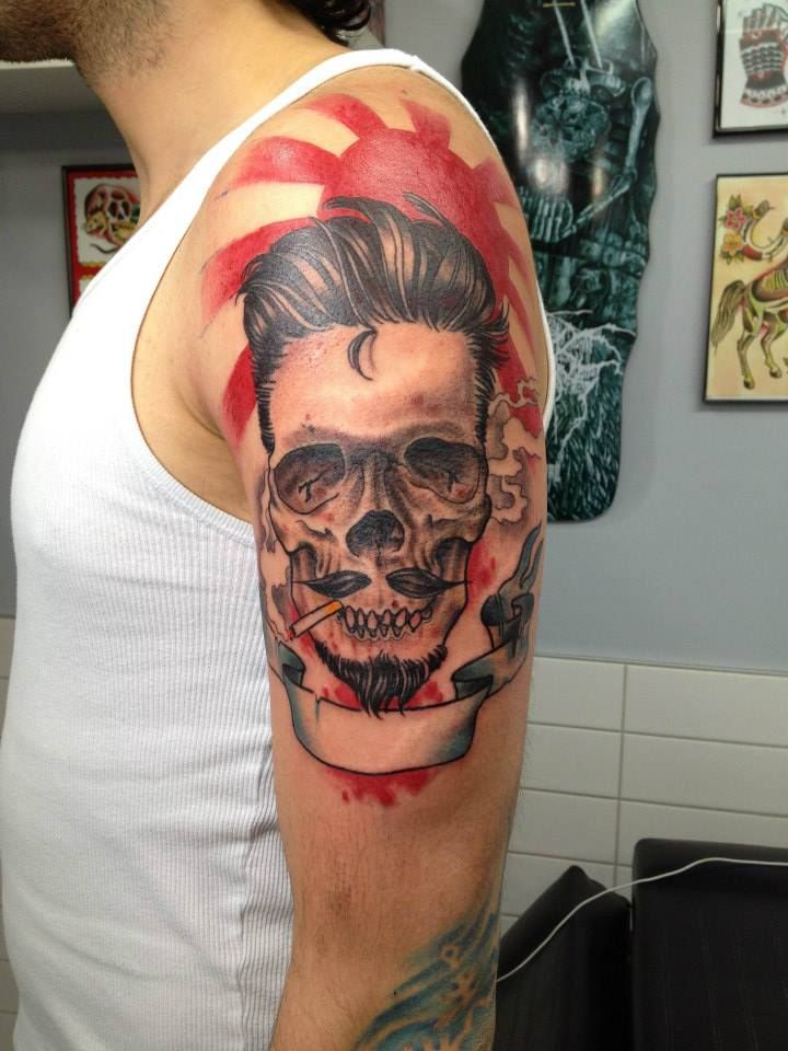 1000+ images about Adrenaline Vancity Color Tattoos on ...
