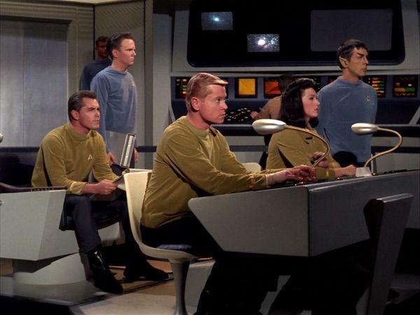 Star Trek started filming Nov 27 1964 Star Trek – Star Trek Captain Chair