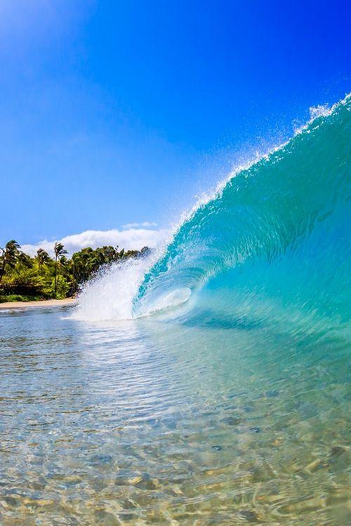 Hawaii ocean bliss...