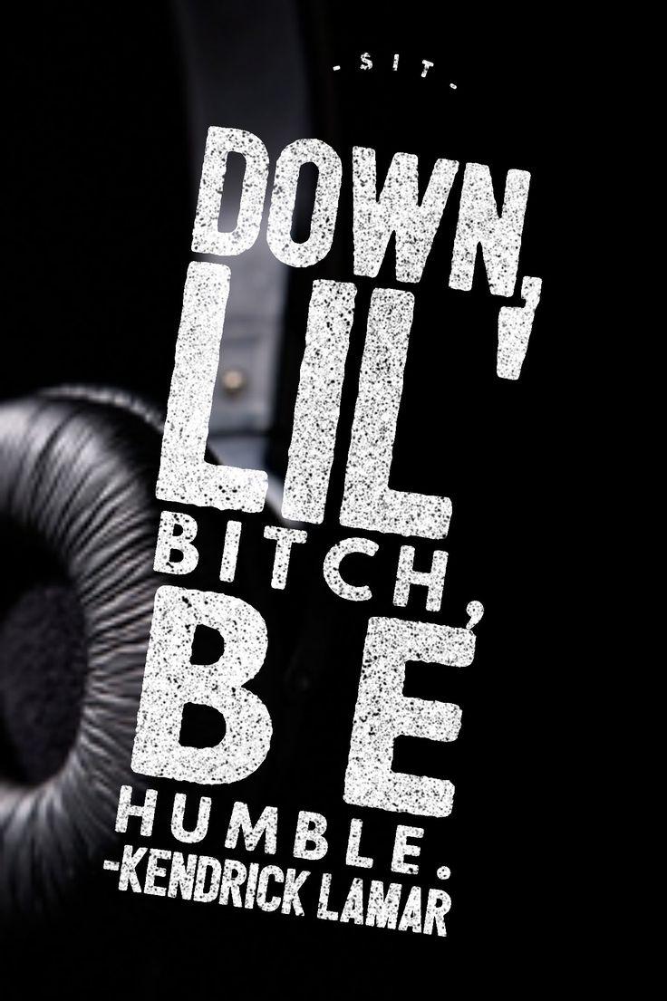 Kendrick Lamar • Humble