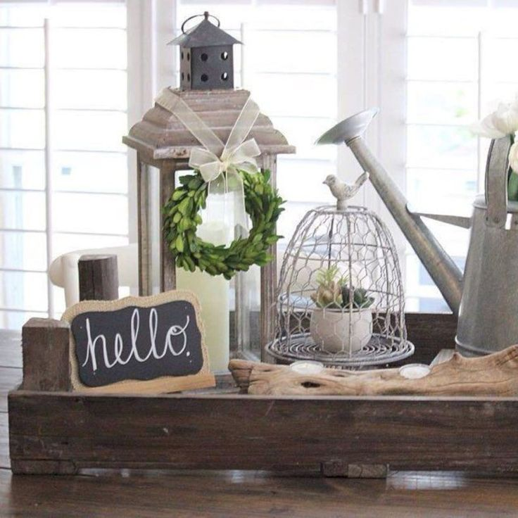 49 Beautiful Farmhouse Decor Ideas for Summer