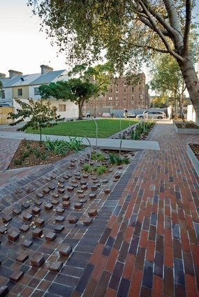 Balfour Street Pocket Park by Jane Irwin Landscape Architects (JILA), Australia