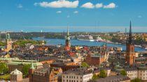Difficile de ne pas tomber sous le charme de Stockholm, la Venise du Nord, capitale du design ✨ glamour construite sur plusieurs îles 🌉. #stockholm #suede #escapade #architecture #visite #decouvrir #coloré #charme #travel #trips #merveille #tripadvisor #voyageexpert #wanderlust #viator #getaway#voyage #tourisme #decouverte #bucketlist #vacances #holidays #amazingdestination