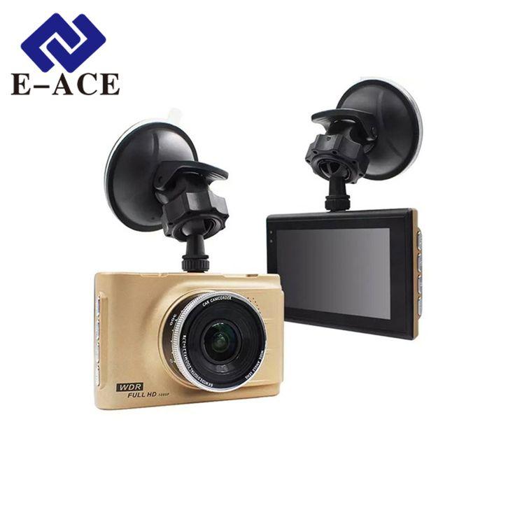 E-ACE D'origine Novatek Puce Mini Voiture Dvr Full HD 1080 P Numérique Vidéo Enregistreur Dash Caméscope Caméra Registrator Night Vision