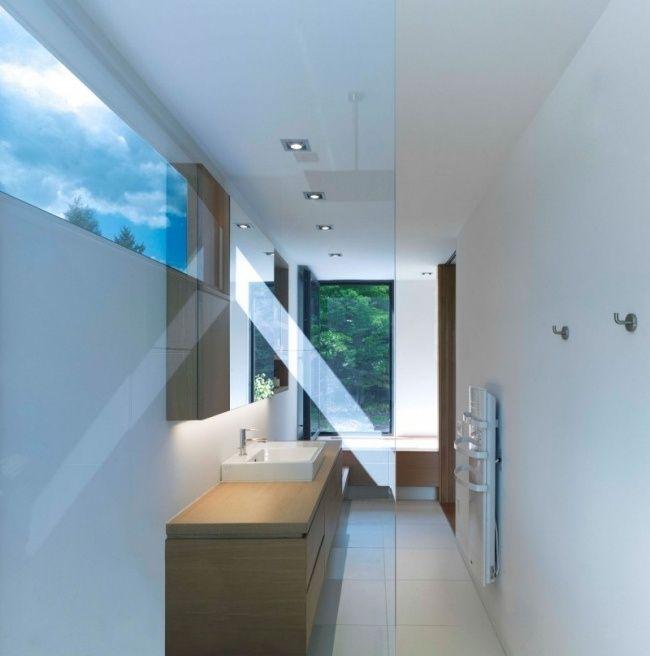 Die besten 25+ Badezimmer einbauleuchten Ideen auf Pinterest - led einbaustrahler badezimmer