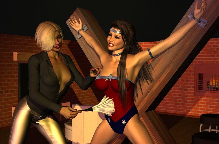 Wonder Woman Bound 3 | New Perils of Wonder Woman by ...