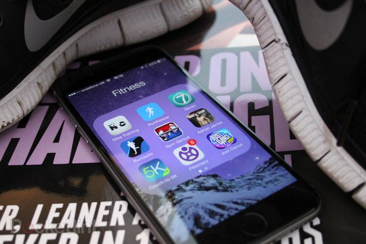 Best fitness apps: 9 apps to get you moving in 2015