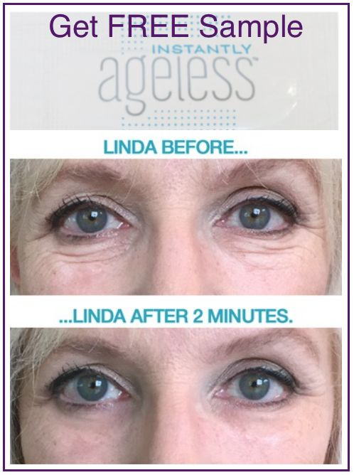 Awesome #skincare product #Jeunesse Instantly #Ageless #cream acts a Temporary #skin lift and #wrinkles remover. Perfect for any celebration, #picture-taking, and under #makeup. My aunt Linda shows it in her picture below. #FREE #Sample to try CLICK ON IMAGE. #skincareproducts #skincaretips #LookFlawless