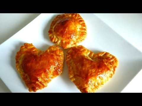 How to make Paté Chaud (Vietnamese hot pie) - Cach lam banh Pate so - YouTube
