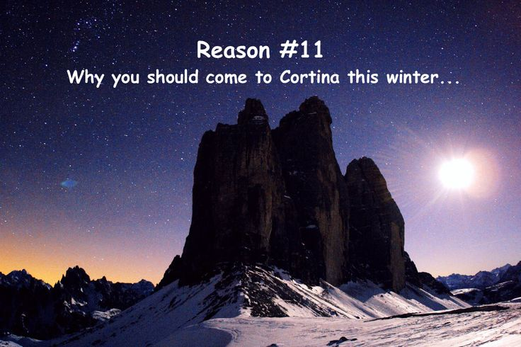 Eleventh reason of winter season