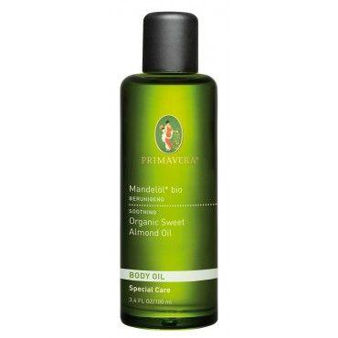 Primavera Mandelöl süß* bio, 100 ml