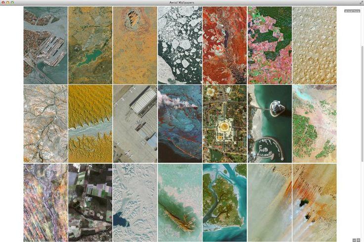 Wallpaper-Sammlung: Diese Satellitenbildersind der ideale Smartphone-Hintergrund - SPIEGEL ONLINE